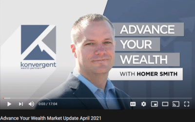 Advance Your Wealth – Episode 13 – April Market Update