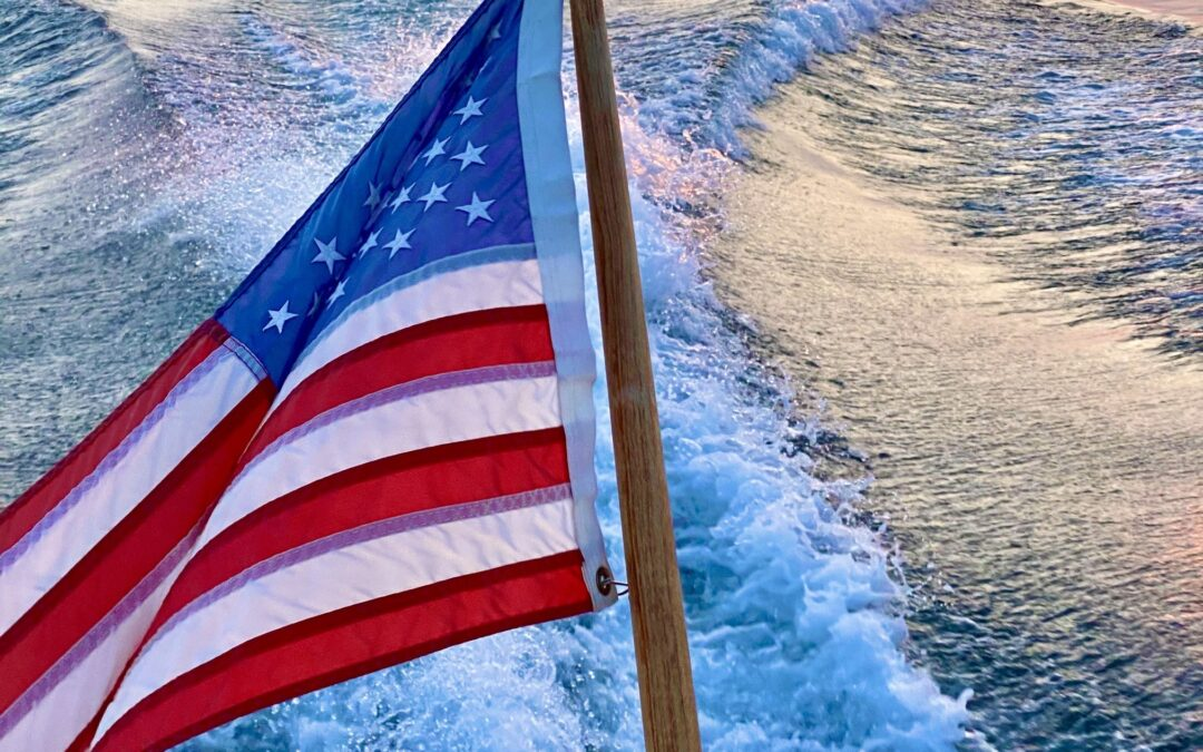 Boating Tips to Safely Navigate Busy Fourth of July Festivities Including Fireworks Shows, GroupRaft-Ups