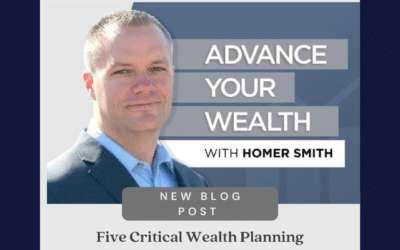 Five Critical Wealth Planning Mistakes of Successful Family Businesses