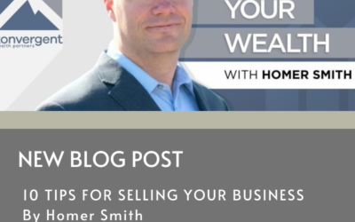 10 Tips for Selling Your Business