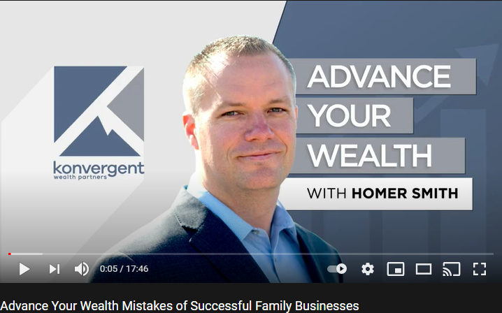 Advance Your Wealth – 5 Mistakes of Successful Family Businesses