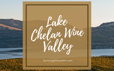 The Lake Chelan Wine Valley