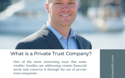What is a Private Trust Company?