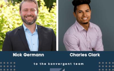 The Konvergent Team is Growing!