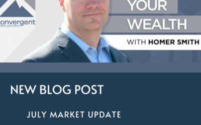 July Market & Economic Update – Bullish Momentum Continues to Drive Market Higher